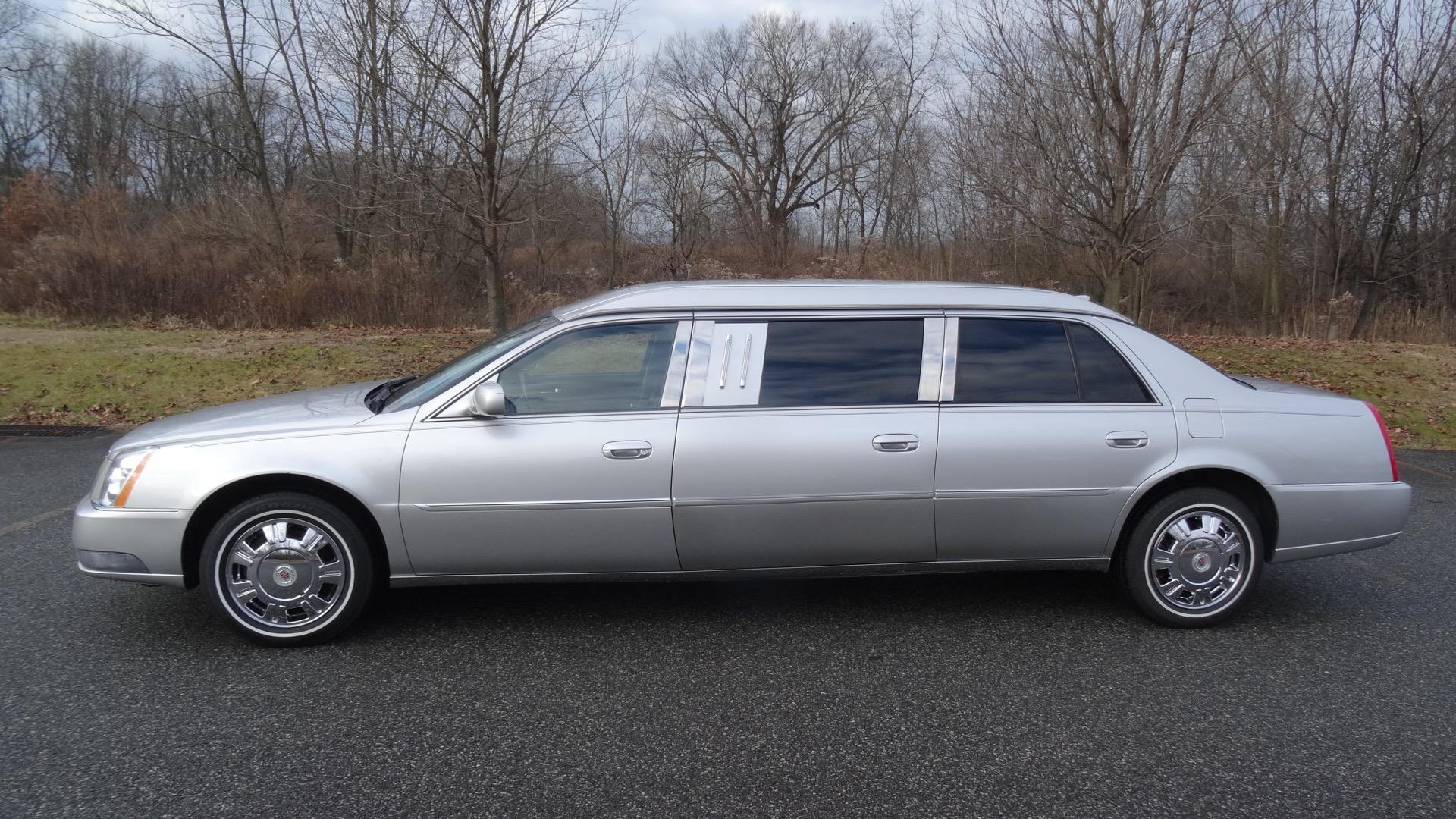 1997 CADILLAC FEDERAL LIMOUSINE