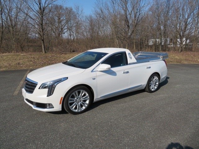 Used 2018 Cadillac XTS Flower Car for sale $59,990 at Heritage Coach Company in Pottstown PA