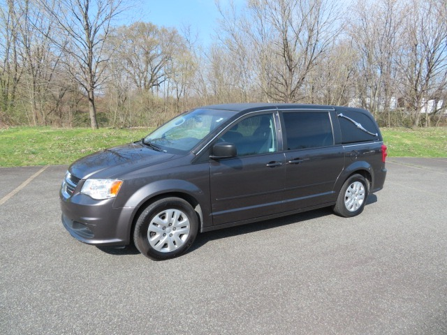 Used 2015 Dodge Grand Caravan Federal for sale $18,990 at Heritage Coach Company in Pottstown PA
