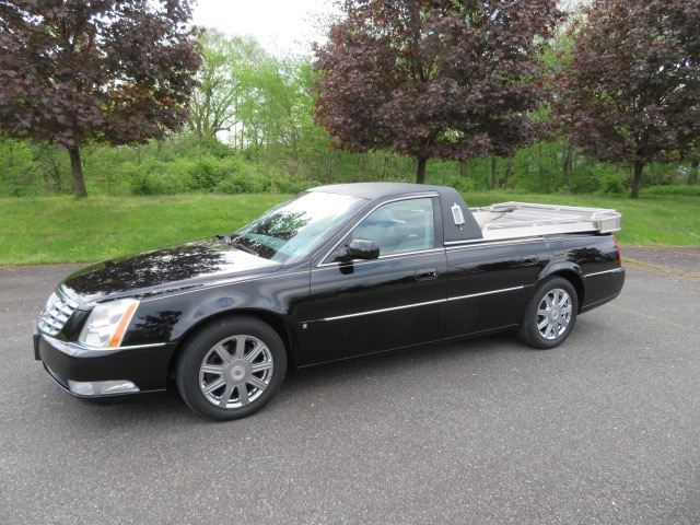 Used 2008 Cadillac DTS Flower Car for sale $25,500 at Heritage Coach Company in Pottstown PA