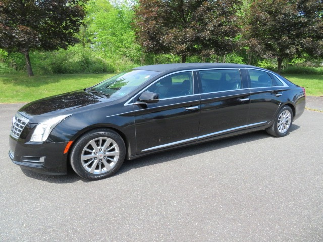 Used 2013 Cadillac Superior Limousine for sale $49,500 at Heritage Coach Company in Pottstown PA