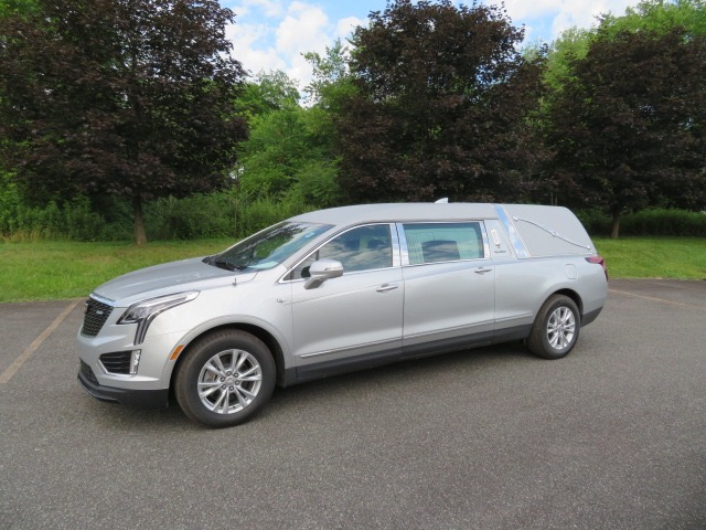 New 2020 Cadillac S&S Medalist Hearse for sale Call for price at Heritage Coach Company in Pottstown PA