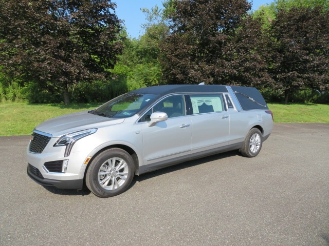 New 2020 Cadillac Superior Statesman Hearse for sale Call for price at Heritage Coach Company in Pottstown PA