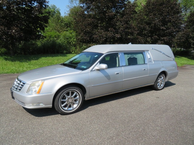 Used 2011 Cadillac S&S Medalist Hearse for sale $36,500 at Heritage Coach Company in Pottstown PA