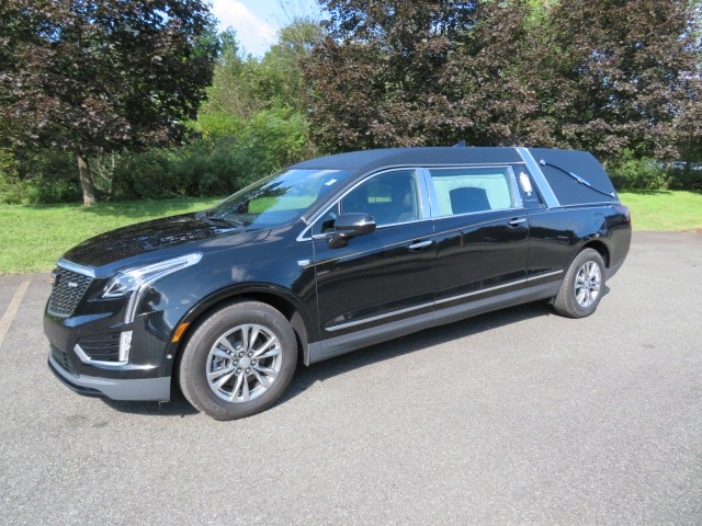 New 2021 Cadillac S&S Medalist Hearse for sale Call for price at Heritage Coach Company in Pottstown PA