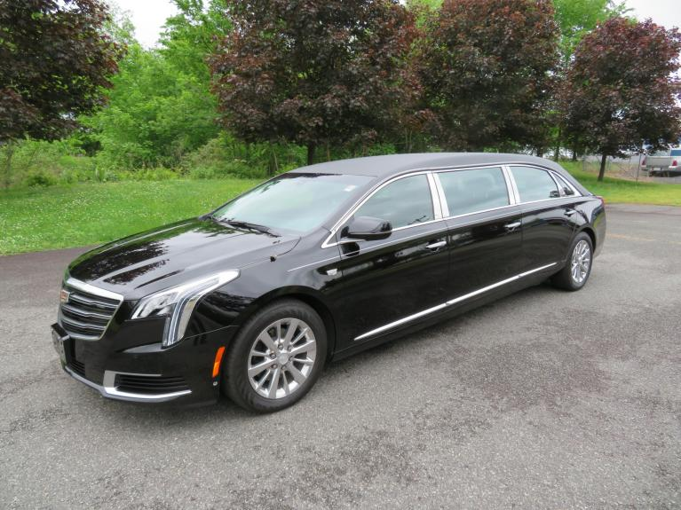 New 2019 Cadillac S&S 52 inch Stretch Limousine for sale Call for price at Heritage Coach Company in Pottstown PA