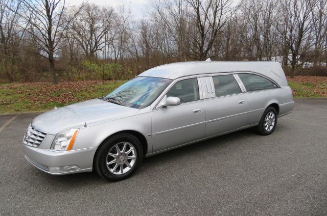 Used 2011 Cadillac Eagle Eschelon Hearse Coachbuilder Limo for sale $45,000 at Heritage Coach Company in Pottstown PA